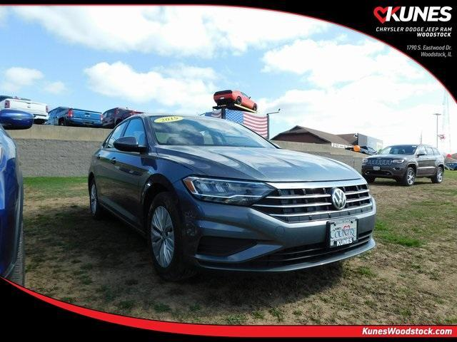 used 2019 Volkswagen Jetta car, priced at $17,000