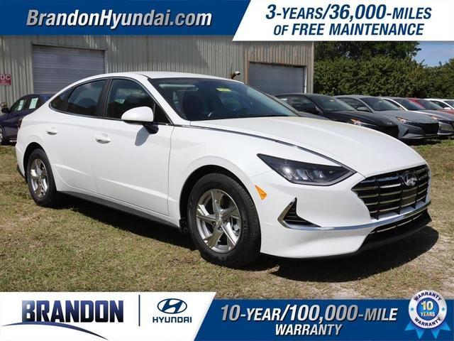 new 2021 Hyundai Sonata car, priced at $21,715