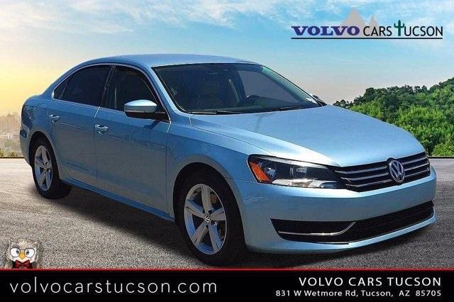 used 2013 Volkswagen Passat car, priced at $7,994