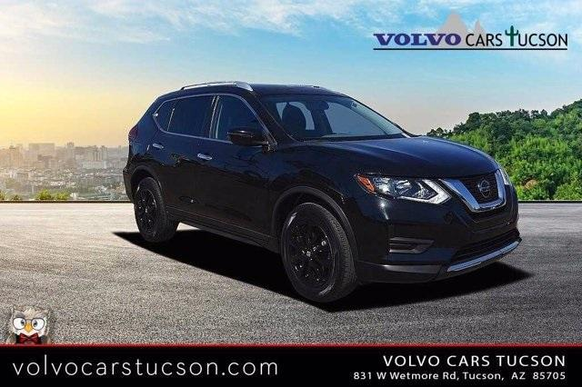 used 2018 Nissan Rogue car, priced at $21,399