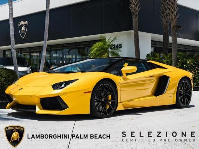 used 2014 Lamborghini Aventador car, priced at $349,951