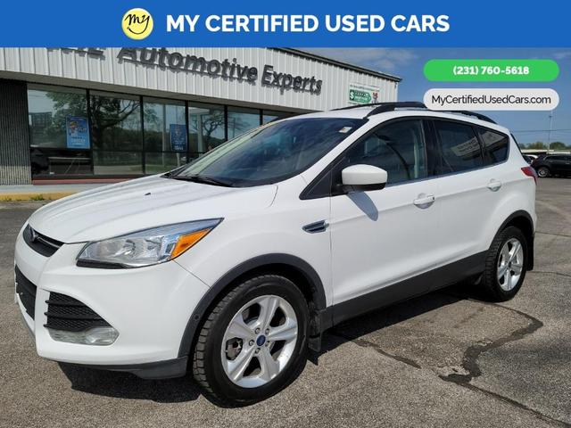 used 2016 Ford Escape car, priced at $15,500
