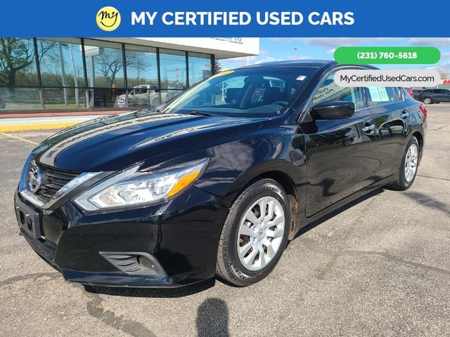 used 2017 Nissan Altima car, priced at $13,800