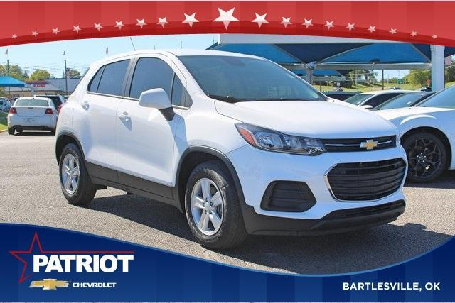 new 2021 Chevrolet Trax car, priced at $22,890