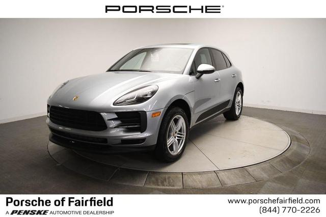 used 2020 Porsche Macan car, priced at $64,140