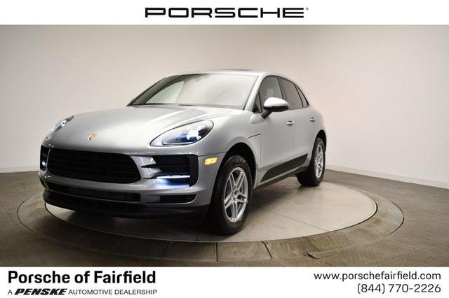 used 2021 Porsche Macan car, priced at $59,300