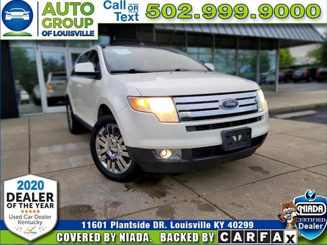 used 2008 Ford Edge car, priced at $9,995