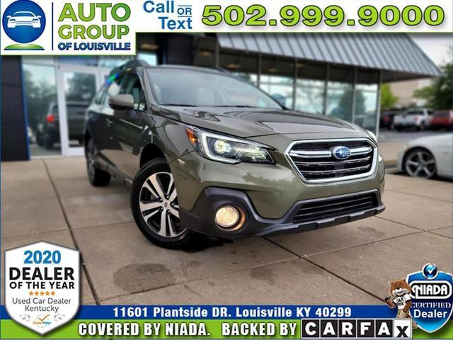 used 2018 Subaru Outback car, priced at $30,995