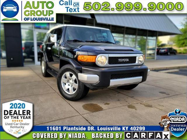 used 2008 Toyota FJ Cruiser car, priced at $25,000