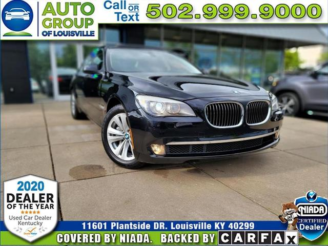 used 2011 BMW 740 car, priced at $17,500