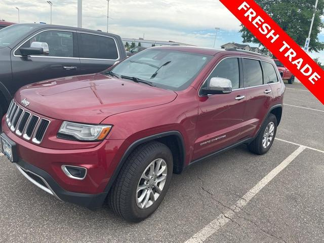 used 2014 Jeep Grand Cherokee car, priced at $21,990