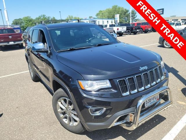 used 2015 Jeep Grand Cherokee car, priced at $23,990