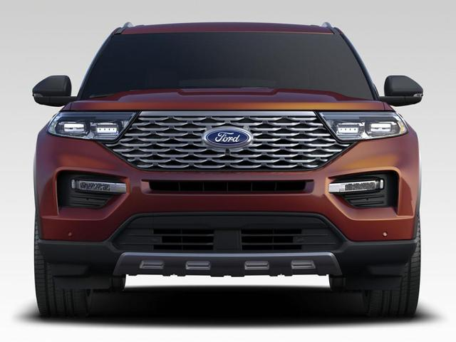 used 2020 Ford Explorer car