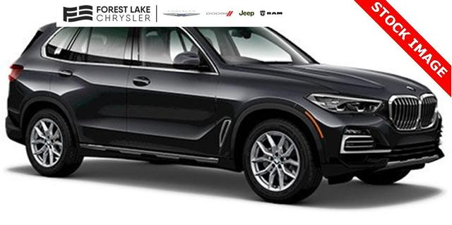 used 2019 BMW X5 car