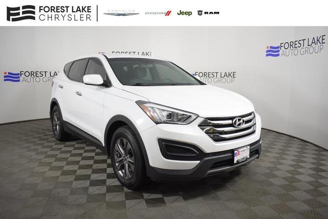 used 2015 Hyundai Santa Fe Sport car, priced at $12,960