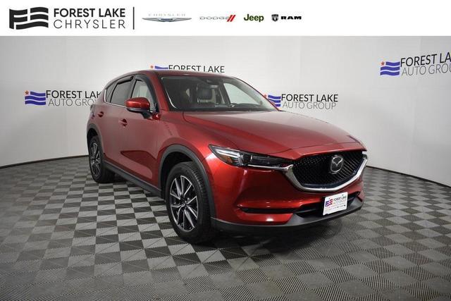 used 2017 Mazda CX-5 car, priced at $19,490