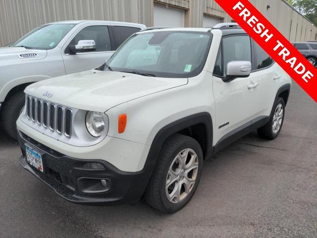 used 2016 Jeep Renegade car, priced at $18,990