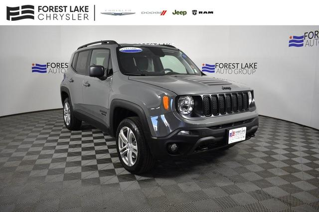 used 2020 Jeep Renegade car, priced at $23,990