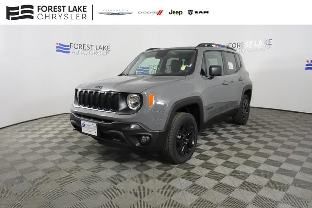 new 2021 Jeep Renegade car, priced at $23,358