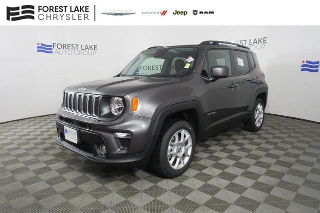 new 2021 Jeep Renegade car, priced at $24,342