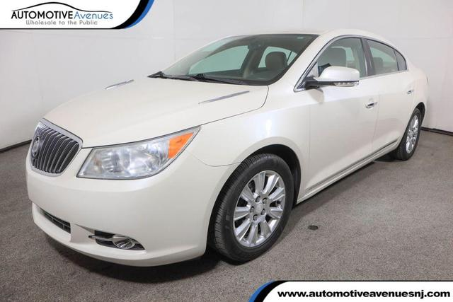 used 2013 Buick LaCrosse car, priced at $10,995
