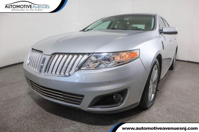 used 2011 Lincoln MKS car, priced at $11,995