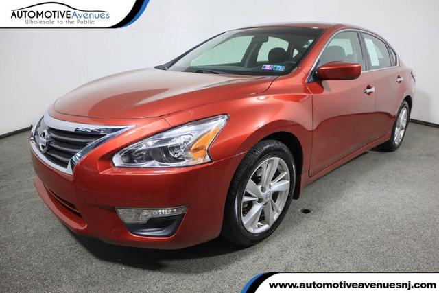 used 2014 Nissan Altima car, priced at $13,995
