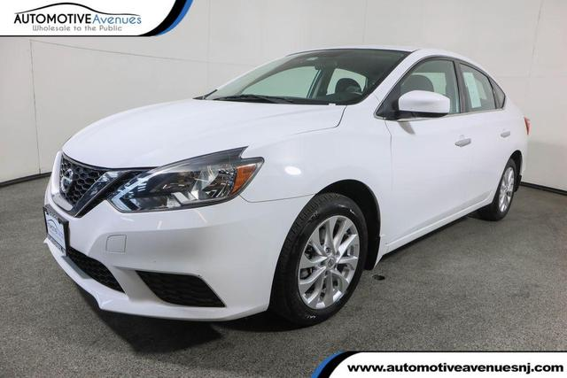 used 2017 Nissan Sentra car, priced at $12,995
