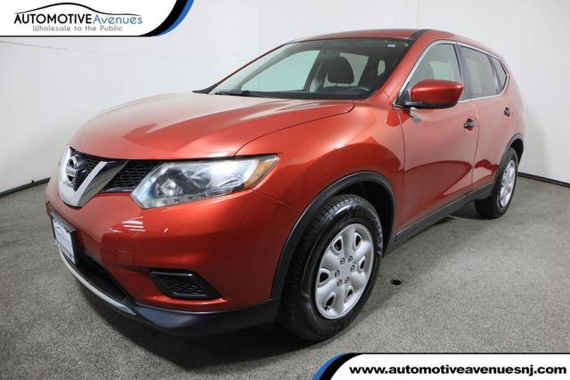 used 2016 Nissan Rogue car, priced at $12,995