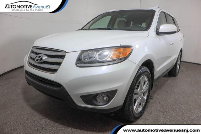 used 2012 Hyundai Santa Fe car, priced at $13,995