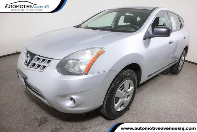 used 2015 Nissan Rogue Select car, priced at $11,995