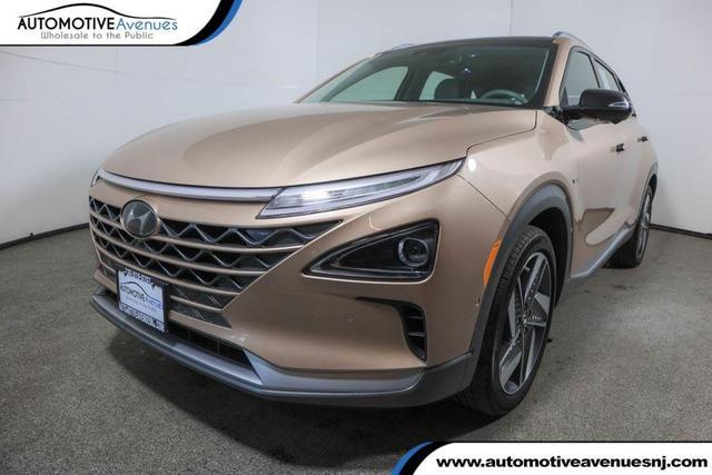 used 2019 Hyundai NEXO car, priced at $26,995