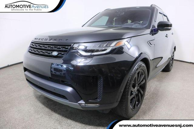 used 2017 Land Rover Discovery car, priced at $43,995