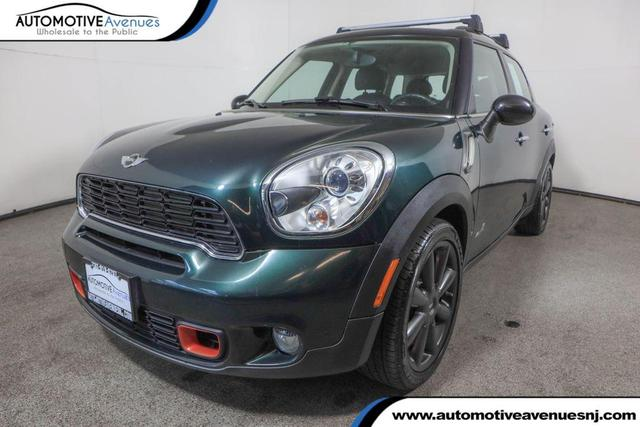 used 2011 MINI Cooper S Countryman car, priced at $12,995