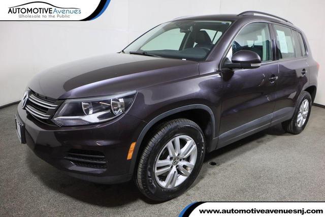 used 2016 Volkswagen Tiguan car, priced at $13,995