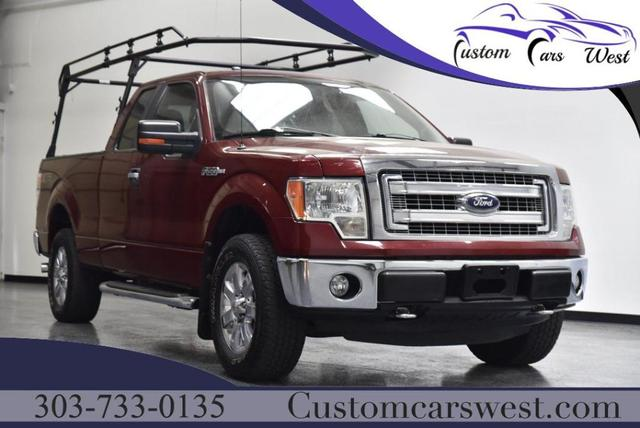 used 2014 Ford F-150 car, priced at $20,477