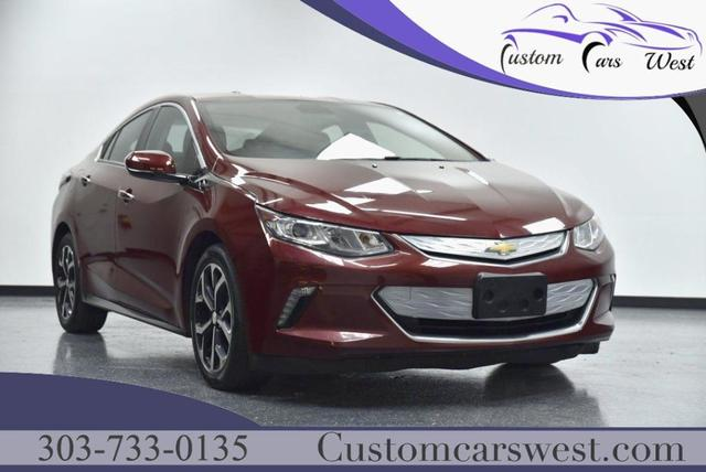 used 2017 Chevrolet Volt car, priced at $16,977