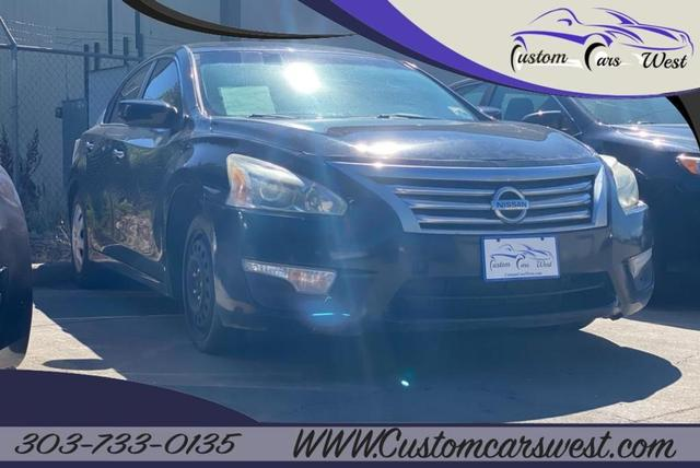 used 2014 Nissan Altima car, priced at $9,977