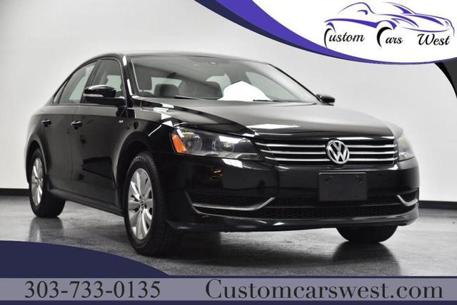 used 2015 Volkswagen Passat car, priced at $14,977