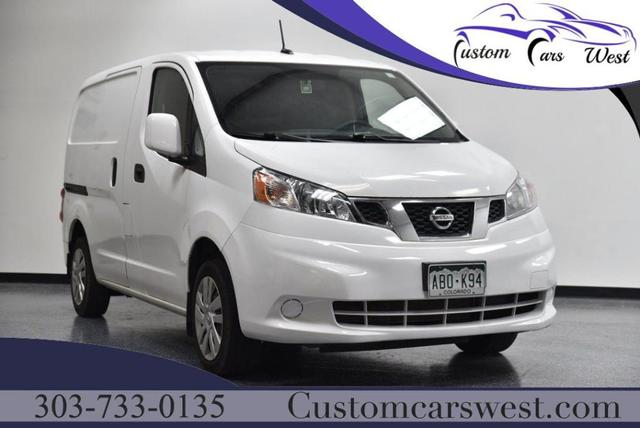 used 2017 Nissan NV200 car, priced at $17,977