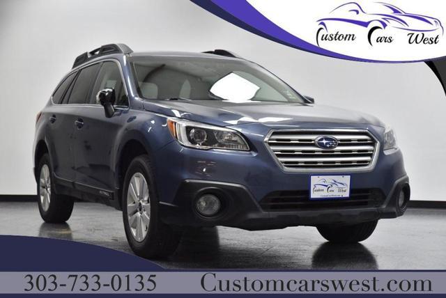 used 2016 Subaru Outback car, priced at $17,977