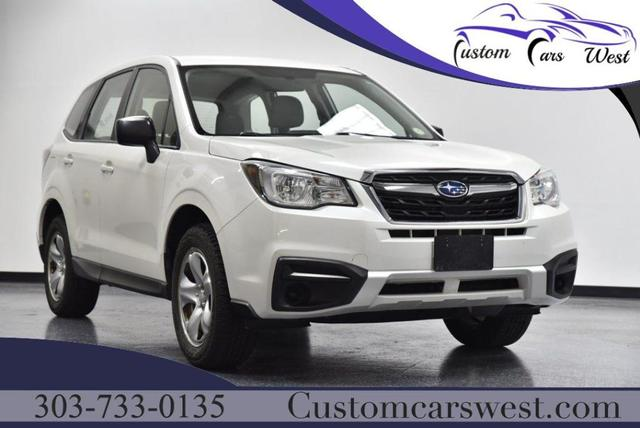 used 2017 Subaru Forester car, priced at $19,977