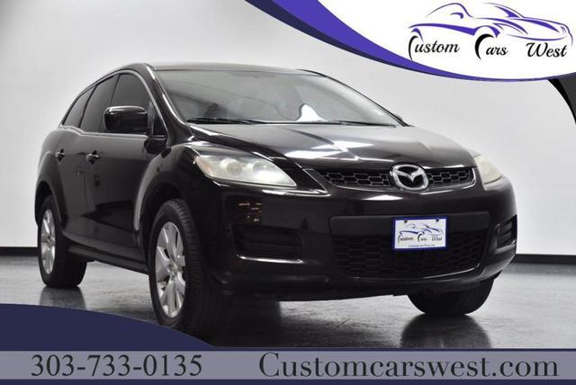 used 2008 Mazda CX-7 car, priced at $6,977