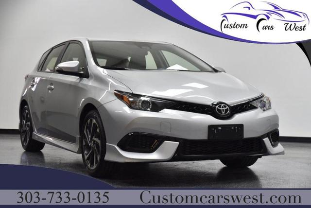 used 2018 Toyota Corolla iM car, priced at $20,977