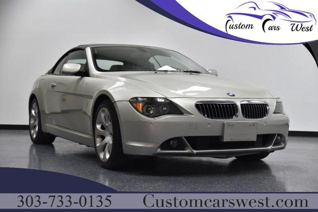 used 2006 BMW 650 car, priced at $19,977