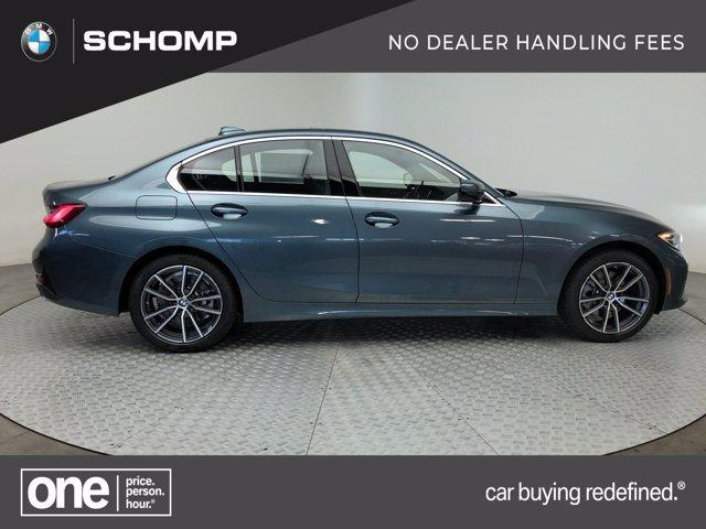 new 2021 BMW 330 car, priced at $48,260