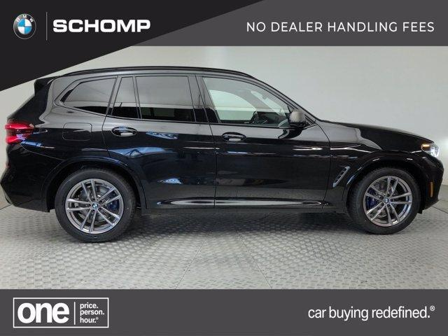 new 2021 BMW X3 car, priced at $60,260
