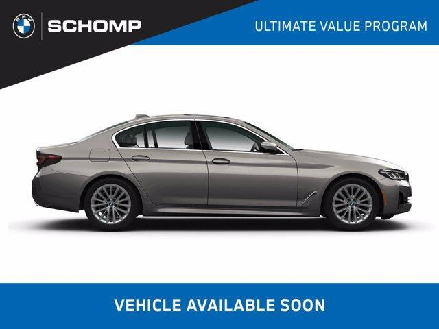new 2021 BMW 530 car, priced at $60,385