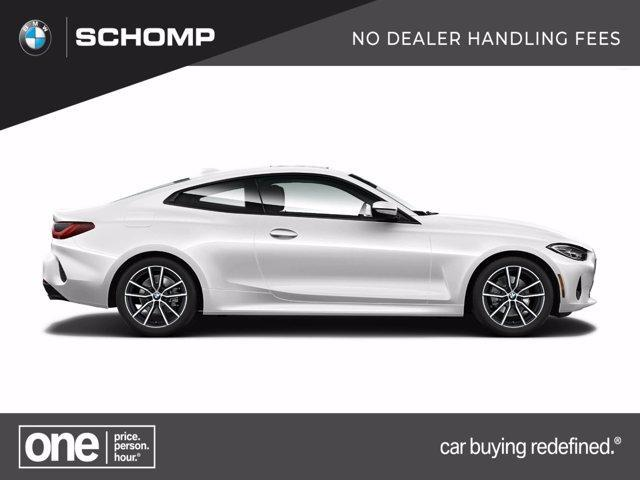 new 2021 BMW 430 car, priced at $59,365