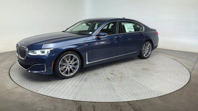 new 2021 BMW 740 car, priced at $97,360